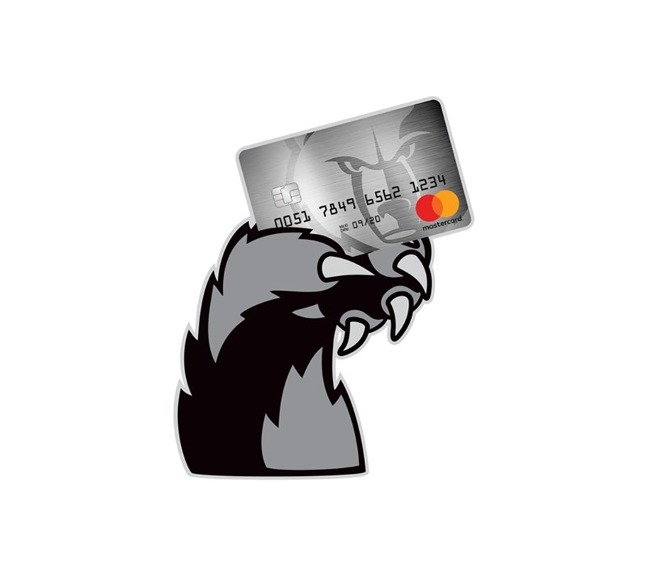 Grizzlies Credit Card