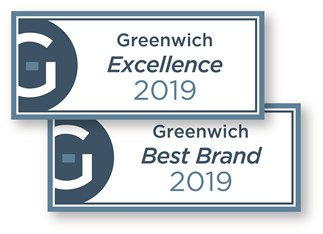 Greenwich Excellence and Best Brand Awards 2019